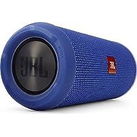 JBL FLIP3 Bluetoothスピーカー IPX5防水機能 ポータブル/ワイヤレス対応 ブルー JBLFLIP3BLUE 【国内正規品】