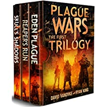Plague Wars: Infection Day: The First Trilogy: Three apocalyptic sci-fi technothriller adventures (Plague Wars Series Book 12)