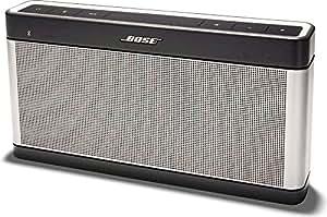 Bose Bluetoothスピーカー SoundLink III ポータブル/ワイヤレス対応 シルバー SLink BT III【国内正規品】