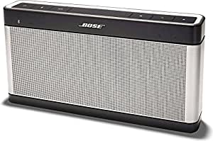 Bose SoundLink Bluetooth speaker III ポータブルワイヤレススピーカー シルバー