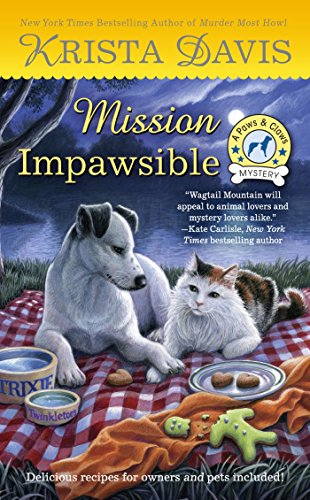 Mission Impawsible (A Paws & Claws Mystery)の詳細を見る