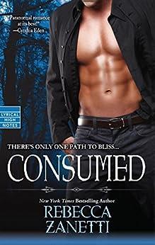 Consumed (Dark Protectors) by [Zanetti, Rebecca]