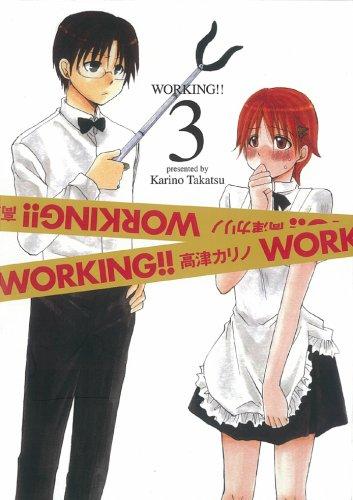 WORKING!! 3 (ヤングガンガンコミックス)