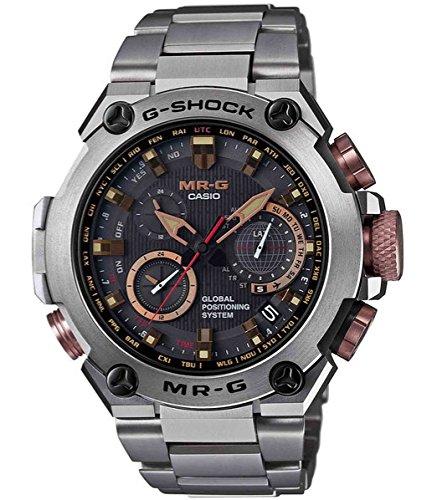 Casio G - Shock mr-g GPS Atomic Solar Hybrid mrg-g1000mrgg1000dc-1a
