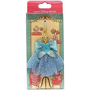 Amazon 箱入り ドレス ストラップ 水色服 シンデレラ ディズニー