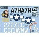 1/48 米陸軍 P-47 サンダーボルト「Fran」「Tipsy」
