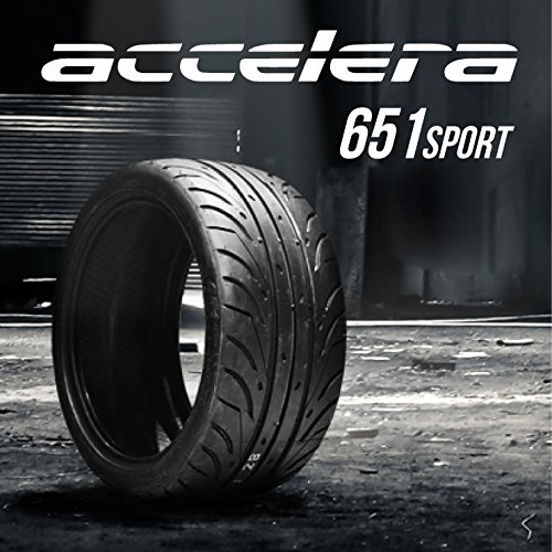アクセレラ 651SPORT 235/40R18 91W 新品サマータイヤ