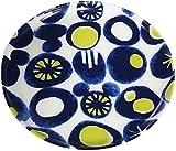 ヤクセル ディズニー 和・モダン 布貼小皿(密丸) 15355