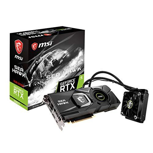 MSI GeForce RTX 2080 Ti SEA HAWK X グラフィックスボード VD6978