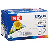 EPSON IC6CL32 インクカートリッジ カラー
