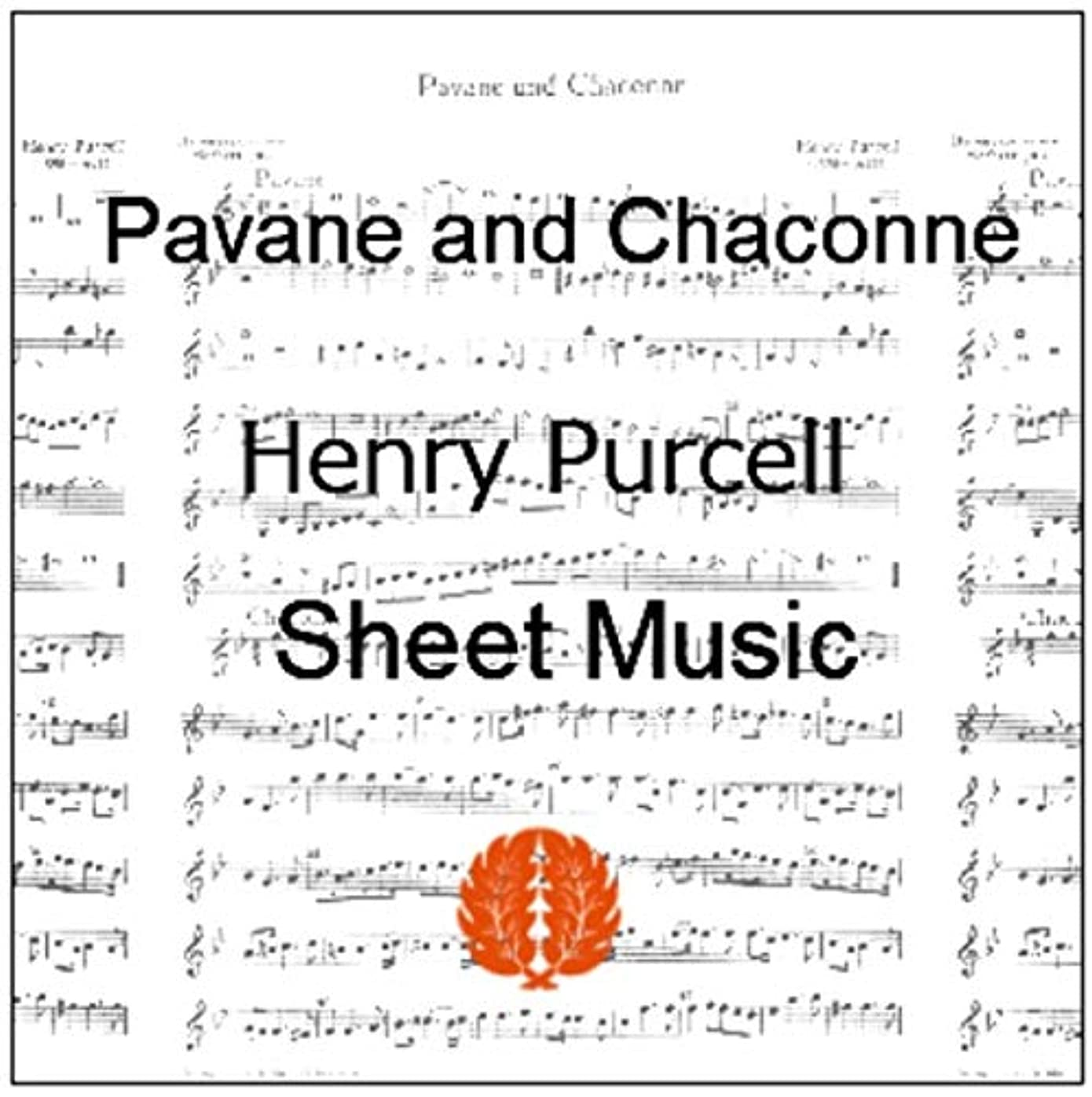 楽譜 pdf ヘンリー?パーセル パヴァーヌとシャコンヌ パート譜セット ヴァイオリン3本  バス(チェロまたはピアノなど)