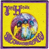 Application Jimi Hendrix Are You Experienced Patch おもちゃ [並行輸入品]