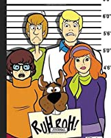 Journal: Scooby-Doo Great Dane Funny Couple Shaggy And Scooby Soft Cover Taking Notes, Workbook Teenage Girls Boys Kids Adults Paper Composition Notebook, Journal, Diary • One Subject • 110 Pages