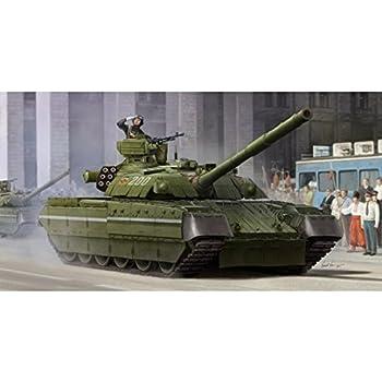 トランペッター 1/35 ウクライナ陸軍 T-84 主力戦車 プラモデル 09511
