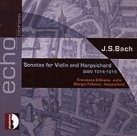 Sonatas for Violin & Harpsichord by J.S BACH (2008-02-12)