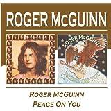 ROGER Mcguinn / PEACE ON YOU
