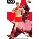 ムービー・マスターピース  - 1/6 Scale Fully Poseable Figure: Rocky IV - Ivan Drago