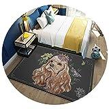 家庭用漫画子供クライミングマット寝室のベッドサイドカーペットキッチンベイウィンドウポーチマット環境保護ウォッシュ,CT-16,50×160cm
