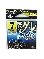ささめ針(SASAME) KG-11 喰ワセグレ(ケイムラ) 7