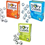 [ゲームライト]Gamewright Rory's Story Cube Complete Set Original Actions Voyages RSC003 [並行輸入品]