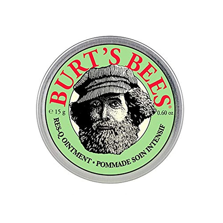 確率に向けて出発ラインバーツビーズ(Burt's Bees) レスキュー オイントメント 15g [100%ナチュラル、軟膏] [海外直送][並行輸入品]