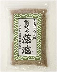 讃岐の藻塩 100g袋入り (ホンダワラ使用)