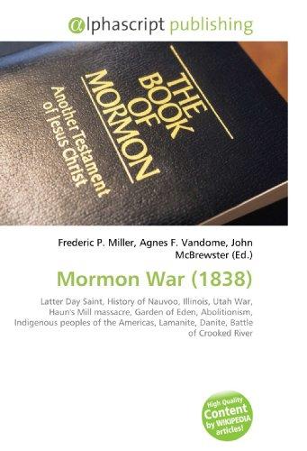 Mormon War (1838)
