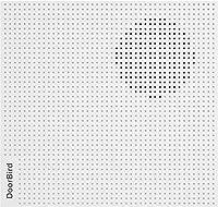 Doorbird IP Byチャイム、ホワイトエディション