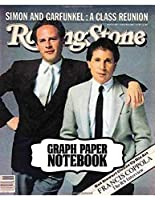 """Notebook: Paul Simon American Singer-Songwriter Simon & Garfunkel Music Band The Sound of Silence, Mrs. Robinson Greatest Hit, Large Notebook for Writting: 110 Pages, 8.5"""" x 11"""". Soft Cover Notebook Blank Paper Drawing and Write Notebooks"""