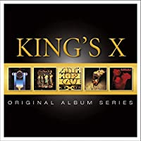 Original Album Series - King`S X by King`S X (2013-09-10)
