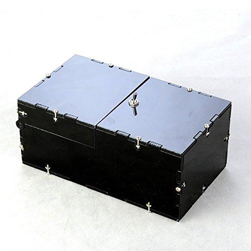 [해외]Liebeye 재미 상자 키트 창조적 인 가제트 완구 시간 낭비 성인을위한 선물 참신 블랙/Liebeye Bored Box Kit Creative gadget Toy Useless time Gifts for adults Novelty black