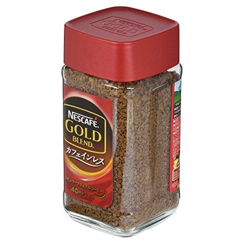 ネスカフェ『ゴールドブレンドカフェインレス』