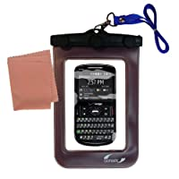Gomadicアウトドア防水携帯ケースSuitable for the HTC xv6175に使用Underwater–keepsデバイスClean and Dry