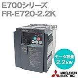 三菱電機 FR-E720-2.2K (簡単・パワフル小型インバータ) NN