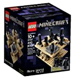 LEGO Minecraft Micro World - The End 21107おもちゃ [並行輸入品]