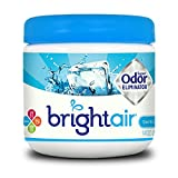 Bright Air Solid Air Freshener and Odor Eliminator, Cool and Clean Scent, 14 Ounces