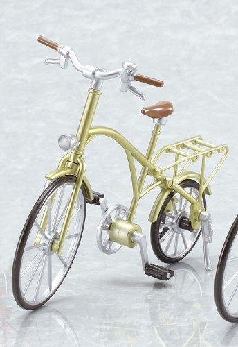 ex:ride ride.002 クラッシック自転車 メタリックイエロー