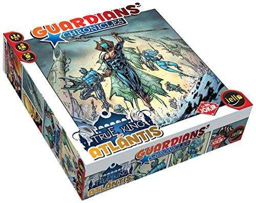 Guardian's Chronicles: the True King of Atlantis Board Game [並行輸入品]