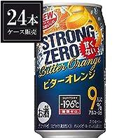 サントリー -196℃ストロング ビターオレンジ [缶] 350ml x 24本 [ケース販売][チューハイ/缶チューハイ/9度/日本/サントリー]