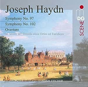 Symphonies 97 & 102 (Hybr)