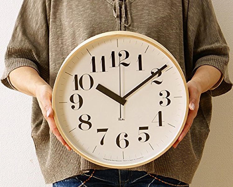 Lemnos(レムノス) 掛け時計 Riki Clock(リキクロック)Lサイズ