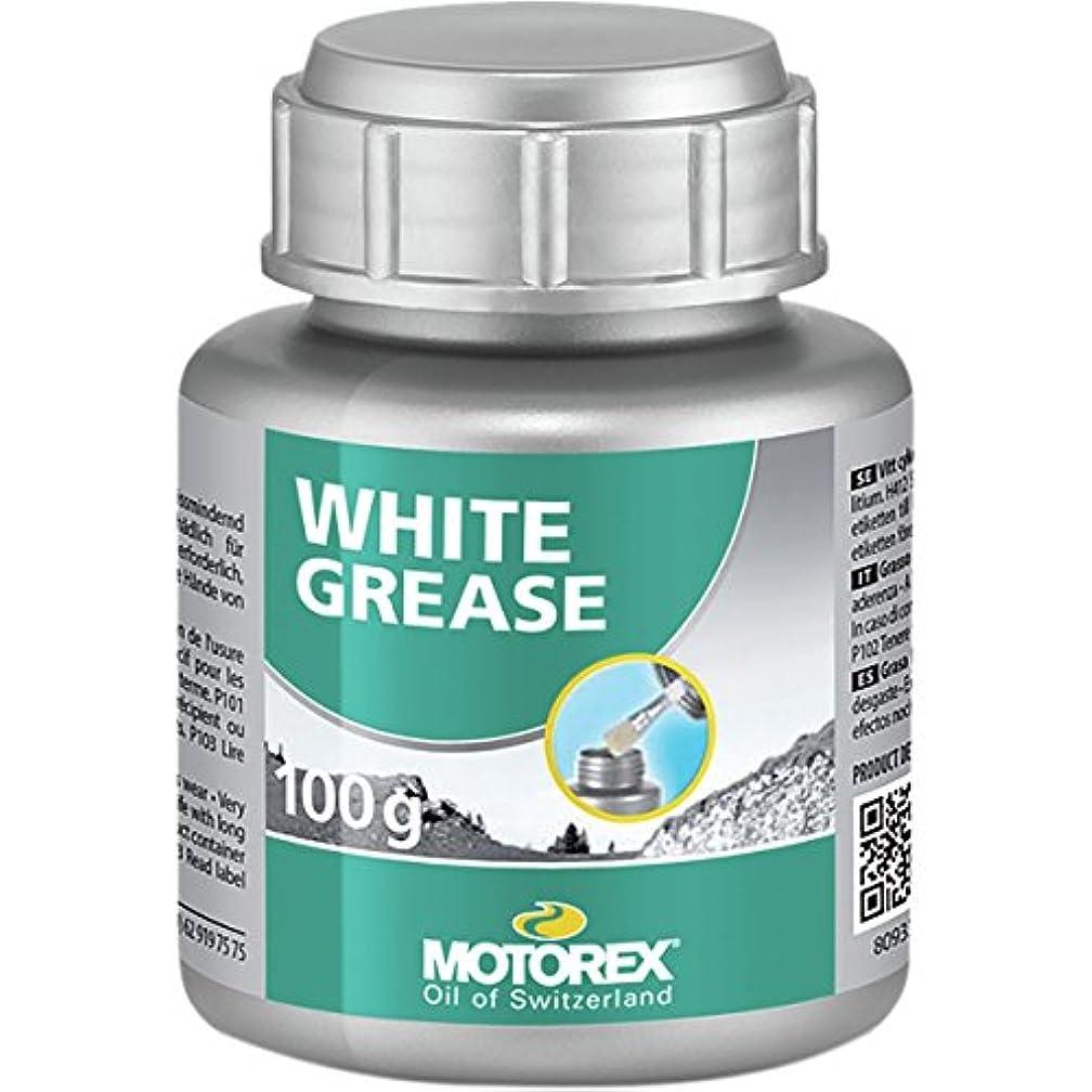 パラダイス頑丈ストラップMOTOREX(モトレックス) WHITE GREASE 628 耐劣化?耐摩耗 100g