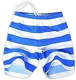 (シスキー) shisky サーフパンツ 水着 男の子 アロハ 海水パンツ スイムウェア スイムパンツ サーフショーツ ハーフパンツ 子供服 キッズ ジュニア 男の子