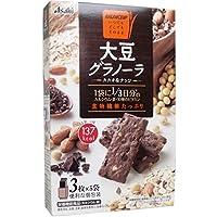 バランスアップ 大豆グラノーラ カカオ&ナッツ 3枚×5袋入×5個セット