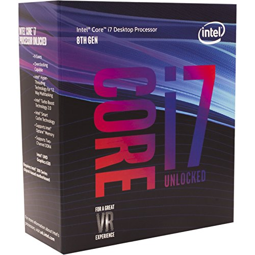 Intel CPU Core i7-8700K 3.7GHz 12Mキャッシ...