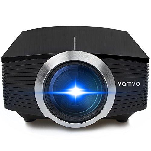 Vamvoプロジェクター 高画質1800ルーメン 1080P...