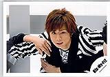 Kis-My-Ft2 (キスマイ)・【公式写真】・北山宏光・Jロゴ・ジャニーズ生写真【スリーブ付 KJ 47