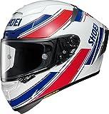 ショウエイ(SHOEI) バイクヘルメット フルフェイス X-Fourteen LAWSON(ローソン) TC-1(RED/WHITE) XXL (63~64cm) -