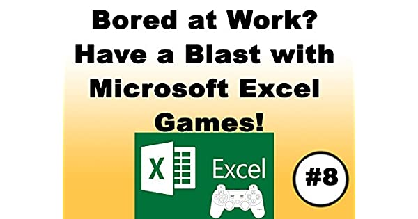 amazon co jp bored at work have a blast with microsoft excel games