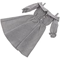 【ノーブランド品】1/3 人形の服 人気 ストラップ ドレス 人形の装飾 贈り物